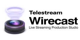 Telestream Wirecast Logo