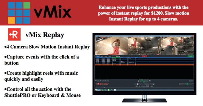 Instant Replay Software For Mac